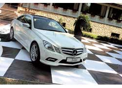 Mercedes-Benz Е-Klasse