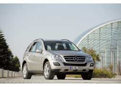 Mercedes-Benz ML-Кlasse