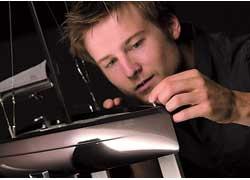 Австрийский дизайнер Маркус Клуг разработал яхту для немецкой марки Audi