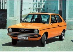 Иллюстрацией к тому, как ревностно в компании Volkswagen относились к успехам Audi, служит история с моделью Audi 50. Как только компактный хэтчбек стал популярным, его тут же переименовали в VW Polo…