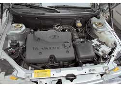 В последнее время чаще встречаются «десятки» с 16-клапанными моторами. По опыту эксплуатации вазовские двигатели менее долговечны.