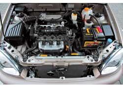 На большинстве Lanos применяются 8-клапанные двигатели, которые отличаются повышенным потреблением топлива.