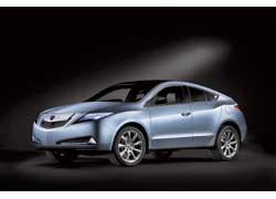 Прототип Honda Acura ZDX