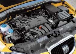 Seat Leon. Мотор 2.0 FSI