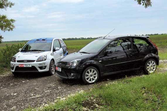 Ford Fiesta, Ford Fiesta SТ