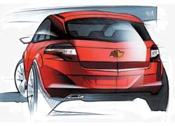 Новый фирменный стиль компании Chevrolet одинаково хорошо прижился по обе стороны Панамского канала.