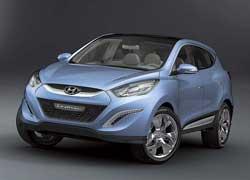 Hyundai HED6 ix-sonic