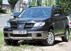 Mitsubishi Outlander 2003–2008 г. в.
