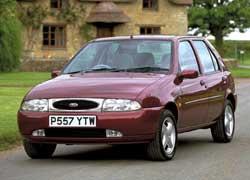 Четвертое поколение Ford Fiesta