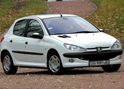 Peugeot 206 с 1998 г. в.