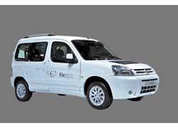 Партнером в создании Citroёn Berlingo First Electrique выступила компания Venturi изМонако.