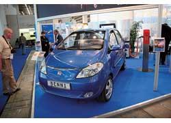 Компания German E Cars планирует использовать вкачестве базы для своего электромобиля китайский Chana Benni.