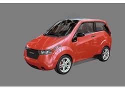 Без учета стоимости литий-ионных батарей индийский электромобиль Reva NXR оценивают в 14995 евро.