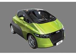 Reva NXG – перспективный вариант электромобиля для европейских мегаполисов.