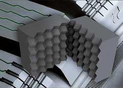 Трехмерные ламели обеспечили новой модели Hakkapeliitta 7 хорошую управляемость и устойчивость на асфальте.