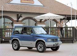 Дебют первой генерации Vitara. Suzuki предугадали бум рынка комфортабельных внедорожников: их новая модель Vitara попала прямо «в яблочко» – она полностью отвечала потребностям покупателей.