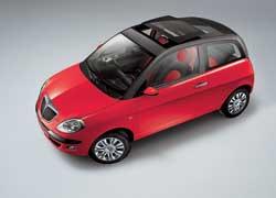 На новой платформе Lancia Ypsilon будут построены модели Chrysler.
