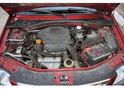 Силовые агрегаты Logan – проверенные временем и доработанные для повышения надежности моторы Renault.