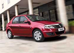Рестайлинг Dacia Logan