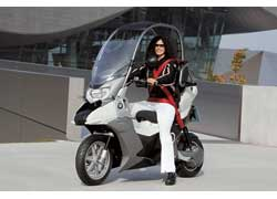Скутер BMW