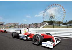 На домашнем Гран-при Ярно Трулли остался единственным пилотом Toyota, но провел просто блестящую гонку, опередив после питс-стопа самого чемпиона мира – Льюиса Хэмилтона.