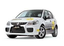 Водородный SX4 уже проходит тесты на дорогах Японии.