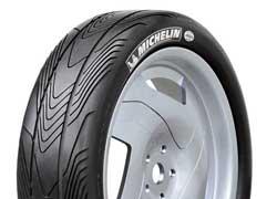 Перспективная разработка шины для электромобилей Michelin EVs.