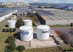 Современный производственный комплекс занимает площадь 350 тысяч м2. Здесь