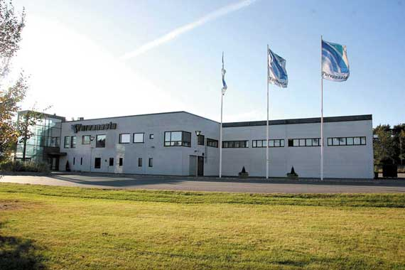Завод по изготовлению шипов