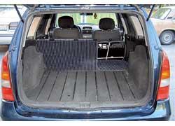 Opel Astra (G) Caravan