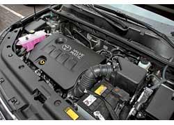 Благодаря системе Valvematic инженерам Toyota удалось повысить мощность двигателя и при этом добиться снижения расхода топлива и выбросов вредных веществ.