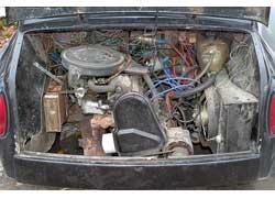 Двигатель ЗАЗ-968