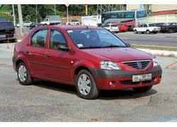 Dacia Logan 2004–2008 г.в.