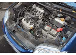 Самый распространенный мотор Aveo – 1,5-литровый бензиновый. Он схож с применяемым на родственном Daewoo Lanos. Серьезных претензий к данному агрегату нет.