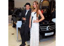 Коллекция Avtandil for Mercedes-Benz