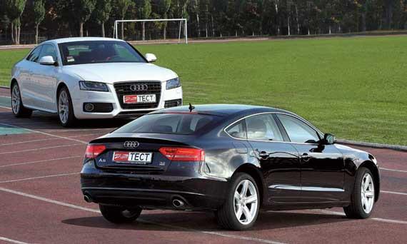 Audi A5, A5 Sportback