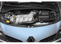 Двигатель Renault Clio RS
