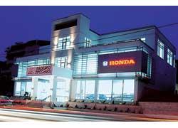 Автосалон марки Honda «Прайд Авто» в Киеве