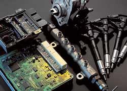 Системы питания Сommon Rail и пьезоэлектрические форсунки обеспечили дизельным моторам соответствие всем современным экологическим нормам.