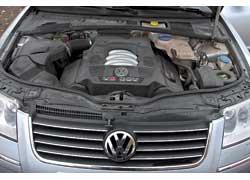 Больше распространен Passat с двигателем 1,8 Т. Меньше – «бензинки» 2,0 л и V6 2,8 л и 4-цилиндровые турбодизели объемом 1,9 л.