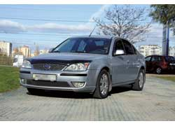 Ford Mondeo 2000–2007 гг.