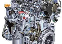 Новый экологически чистый 1,3-литровый турбодизель ecoFLEX расходует всего 3,7л топлива ивыбрасывает ватмосферу всего 98г/км СО2.