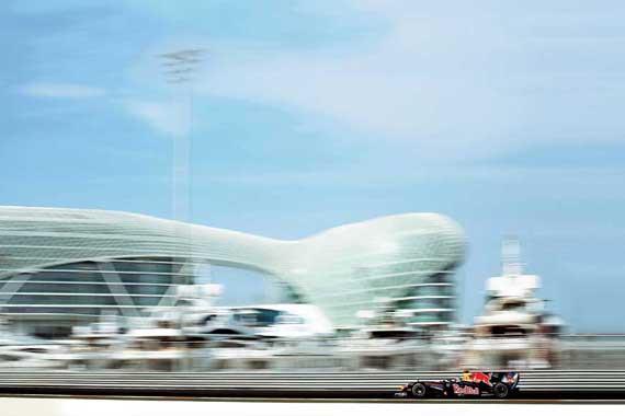 Формула-1, Гран-при Абу-Даби