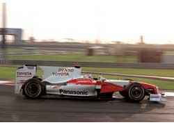 Этот Гран-при  стал  для Toyota последним. Такое решение руководство команды приняло спустя три дня после гонки.