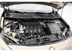 Очевидно, что наиболее популярным у нас станет бензиновый двигатель 1,6 л (110л.с.). Он спокоен, новесьма экономичен. В городе довольствуется 8,8л/100км.