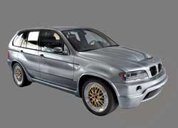BMW X5 М Le Mans