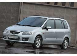 Mazda Premacy 1999–2004 гг.