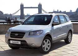 Hyundai Santa Fe 2006–2009 г. в.