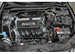 Мотор Honda любит высокие обороты. Пик его мощности достигается при 7000 об/мин.