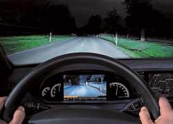 Система ночного видения Night Vision plus от компании Bosch